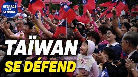 Taïwan face à la Chine : la présidente dit qu'elle ne reculera pas ; Covid-19 : l'enquête continue