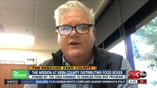 Farmers to Families Food Box Program starts in Kern County