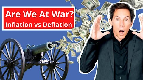 Are We At War? Inflation vs Deflation - with Jeff Deist