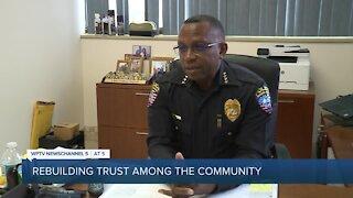 Riviera Beach police chief talks Derek Chauvin verdict