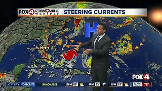 Thursday Update: Why is Hurricane Dorian Tracking South?