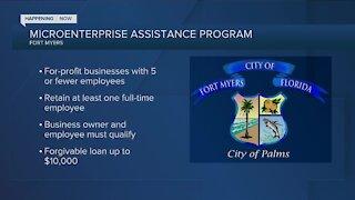 Fort Myers microenterprise assistance program