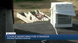 Couple Searching For Stranger