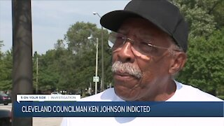 Kenneth Johnson, Ward 4 councilman, arrested and charged with federal program theft