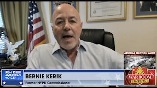 Bernie Kerik claims Trump won Pennsylvania by one million votes
