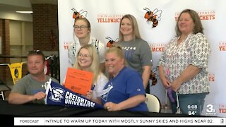 """Council Bluffs Schools hold """"Signing Day"""" for seniors"""