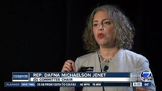 Colorado's school safety interim committee meeting