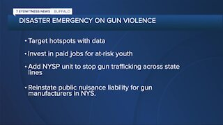Governor Cuomo declares disaster emergency on gun violence with first-in-the-nation executive order