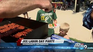 Tucson JCC holds community Labor Day party