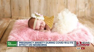 Pregnancy anxiety during COVID-19 & its effect on newborns
