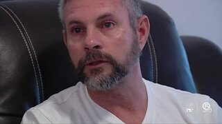 Boca Raton teacher continues his road to recovery following bicycle crash