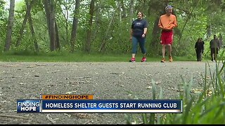 Finding Hope: Cooper Court Walk-Run Club