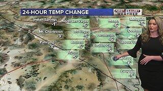 13 First Alert Las Vegas evening forecast | Jan. 9, 2020