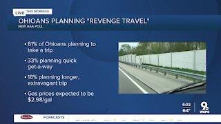 Ohioans planning 'revenge travel'