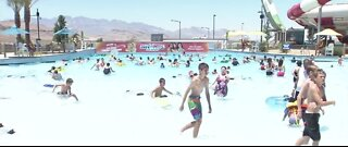 Most Las Vegas city pools opening today