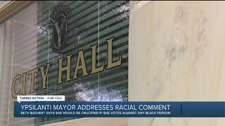Ypsilanti mayor addresses racial comment