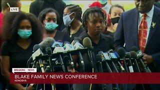 Jacob Blake's family speaks out