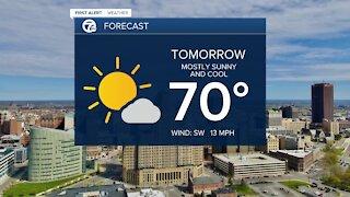 7 First Alert Forecast 5 p.m. Update, Tuesday, June 22