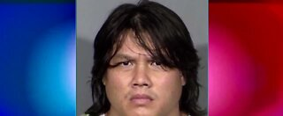 Las Vegas police identify man arrested after hours-long barricade