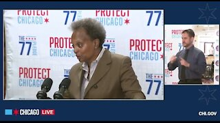 """Chicago Mayor Compares Police Opposition To Vaccine Mandates To Trying To """"Induce An Insurrection"""""""