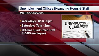 Michigan unemployment agency adds staff, expands call center hours