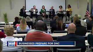 Milwaukee businesses prepare for 2020 DNC