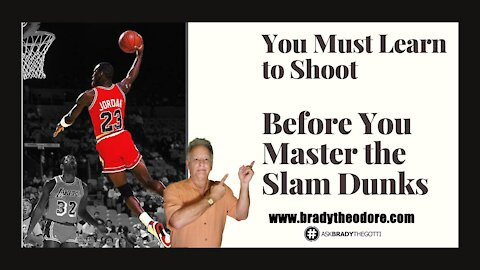 Master The Shot Before the Slam Dunk