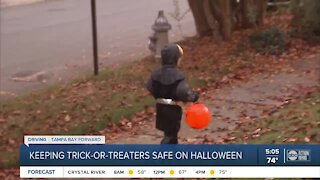 Parents urged to warn kids about distracted drivers this Halloween