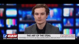 Election2020 fraud USPS Whistleblower
