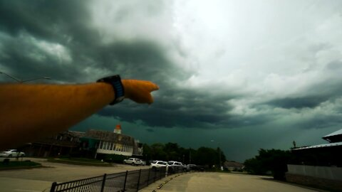 Thunderstorm USA ~ Beautiful Timelapses Convection Clouds