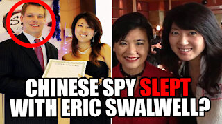 Chinese Spy Spelt with Eric Swalwell for Intel?