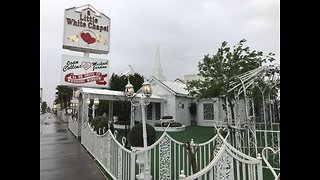 Iconic Las Vegas wedding chapel on market for $12M