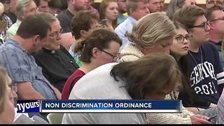 Meridian proposed anti-discrimination ordinance