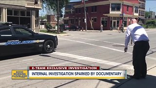 Internal investigation sparked by domestic violence documentary
