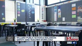 Millard Public Schools balances safety and teacher workload
