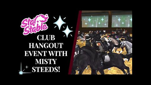METAL QUEENS HANGOUT EVENT WITH MISTY STEEDS! Star Stable Quinn Ponylord