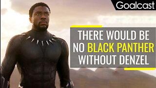 How did Denzel Washington Save Black Panther?