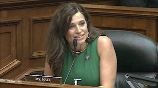 Nancy Mace Questions Texas Democrat On Voter ID!