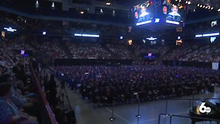 Boise State hosting 3 in-person graduation ceremonies