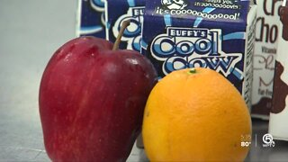 Palm Beach County Schools continue food distribution for summer