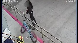 Las Vegas teen in foster care has bike stolen while at work