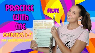 Flute Practice With Me   Standard Of Excellence Book 1   Pg 5   Musician's Addition
