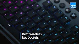 Best wireless keyboards!