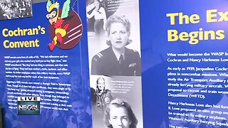 EAA Aviation Museum opens new exhibit on the WASP program