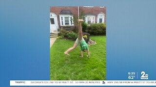 GTK: Cartwheels for a good cause