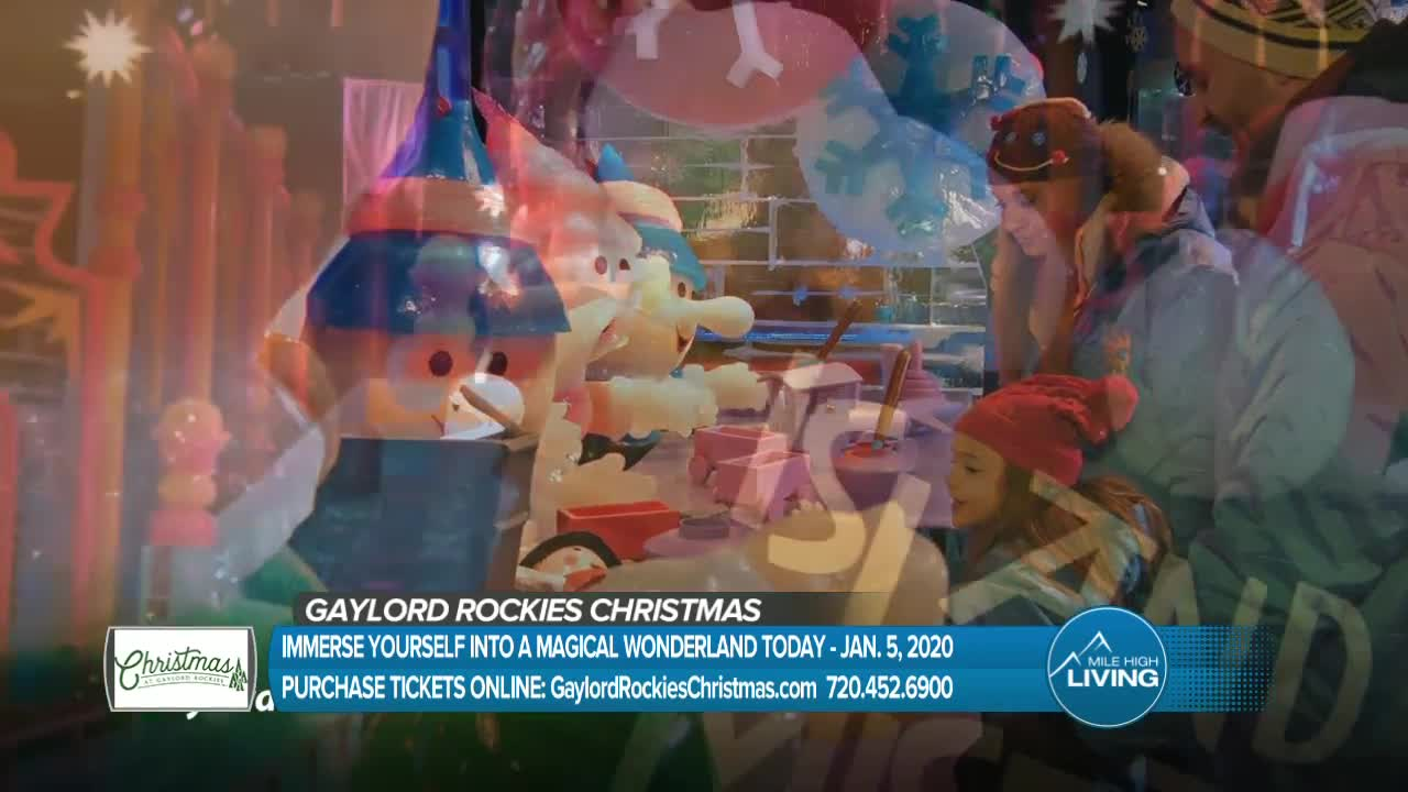 Gaylord Rockies - Christmas Family Pack