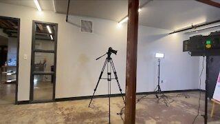 Aurora opens studio for small businesses