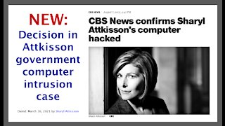 Sharyl Attkisson fights for justice against the U.S. Justice Dept.