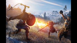 Assassin's Creed Valhalla ELMET MONASTERY RAID