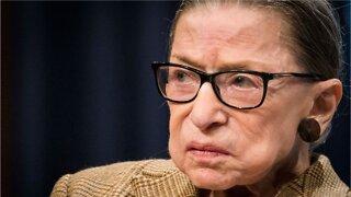 Supreme Court Justice Ruth Bader Ginsburg Hospitalized